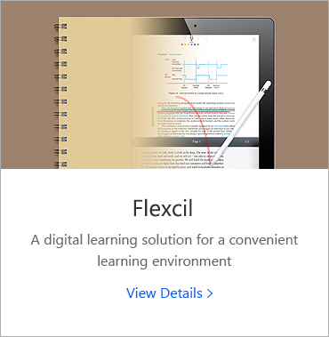Flexcil A digital learning solution for a convenient learning environment